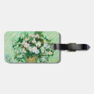 Vase with Roses by Vincent Van Gogh Tags For Bags