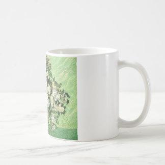Vase with Roses - Van Gogh Coffee Mug
