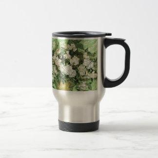 Vase with Roses - Van Gogh Travel Mug