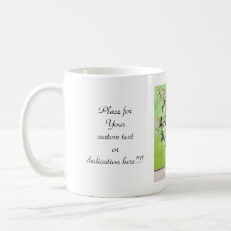 Vase with Roses Vincent Van Gogh painting Coffee Mugs