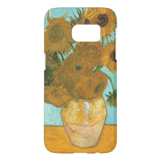 Vase with Twelve Sunflowers by Vincent van Gogh Samsung Galaxy S7 Case