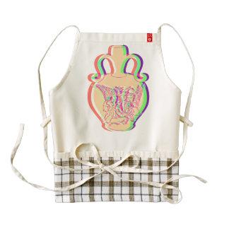 Vase Zazzle HEART Apron