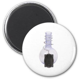 VaseAndSign111609 Fridge Magnets