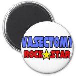 Vasectomy Rock Star Refrigerator Magnets