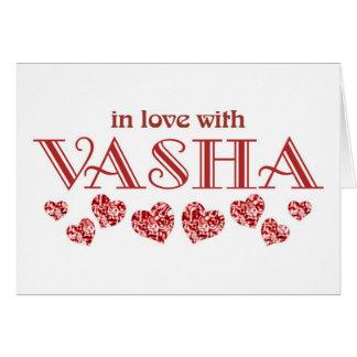 Vasha Card
