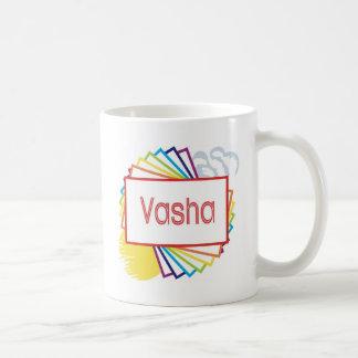 Vasha Coffee Mug