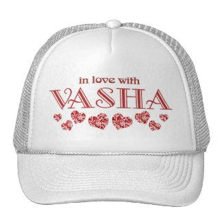Vasha Mesh Hats