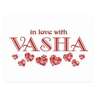 Vasha Postcard