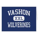 Vashon - Wolverines - High - Saint Louis Missouri Card