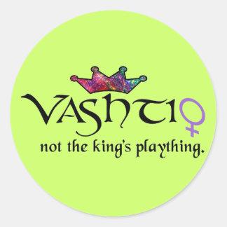 Vashti Stickers