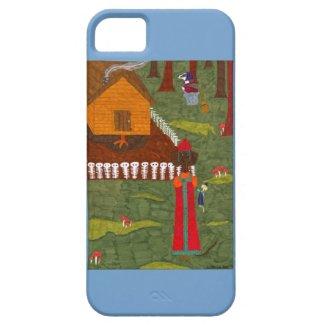 Vasilisa the Beautiful iPhone 5 Case-Mate