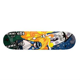 Vasilisa the Beautiful Skateboard Deck
