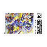 Vasily Kandinsky - improvisación de la garganta