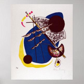 Vasily Kandinsky Small Worlds II Poster