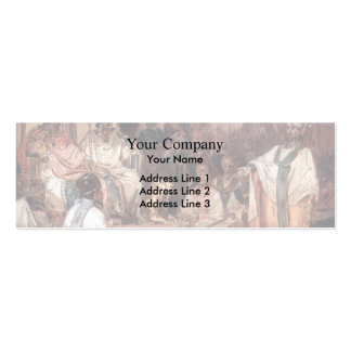Vasily Surikov- Fourth Council of Chalcedon Business Cards