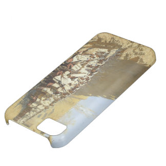 Vasily Vereshchagin- At the Fortress Walls iPhone 5C Cover