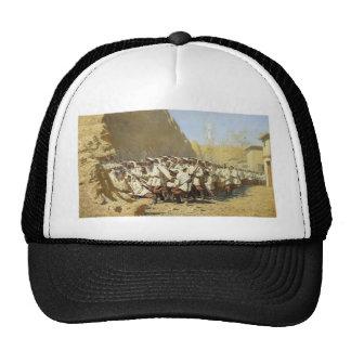 Vasily Vereshchagin- At the Fortress Walls Trucker Hat