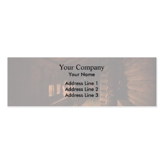Vasily Vereshchagin- Before the Confession Business Card Template