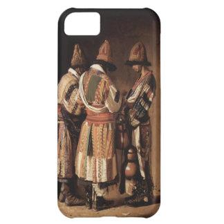 Vasily Vereshchagin- Dervishes in holiday costumes iPhone 5C Cases