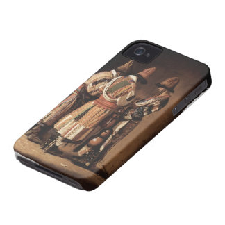 Vasily Vereshchagin- Dervishes in holiday costumes iPhone 4 Covers