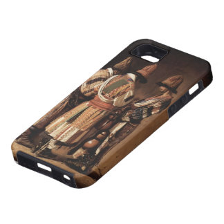 Vasily Vereshchagin- Dervishes in holiday costumes iPhone 5 Cases