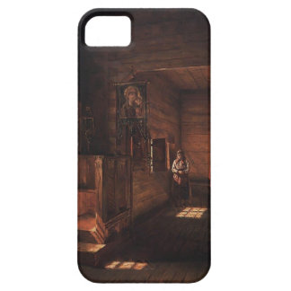 Vasily Vereshchagin- Interior of Church of St.John iPhone 5 Cases