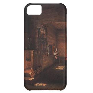 Vasily Vereshchagin- Interior of Church of St.John iPhone 5C Cover