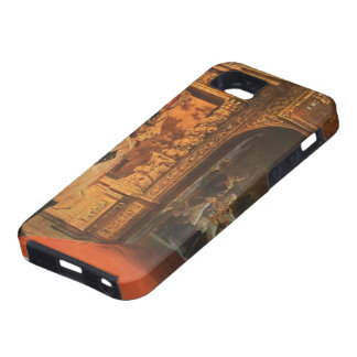 Vasily Vereshchagin-Marshal Davout,Chudovo Convent iPhone 5 Cases