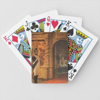 Vasily Vereshchagin-Marshal Davout,Chudovo Convent Bicycle Playing Cards