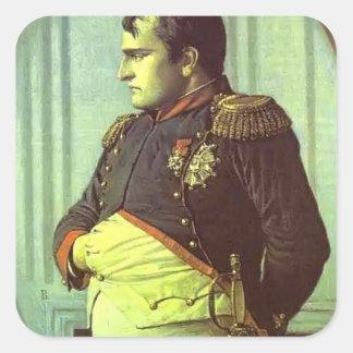 Vasily Vereshchagin-Napoleon en el palacio de Pegatina Cuadrada