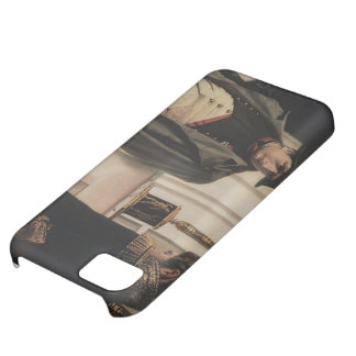 Vasily Vereshchagin- Napoleon & general Lauriston iPhone 5C Case