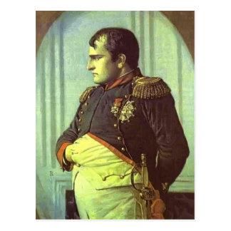 Vasily Vereshchagin-Napoleon in the Petroff Palace Postcard