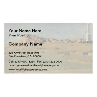 Vasily Vereshchagin-Turkish Redoubt but Abandoned Double-Sided Standard Business Cards (Pack Of 100)