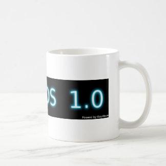 Vaso clásico de café con GAYOS Logo_. grandes Taza Clásica