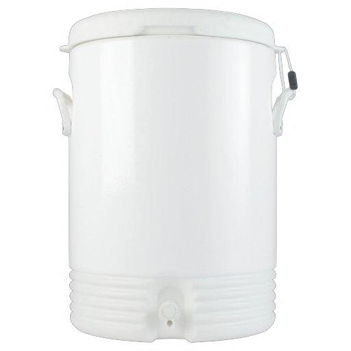 Igloo Beverage Cooler, Ten Gallon