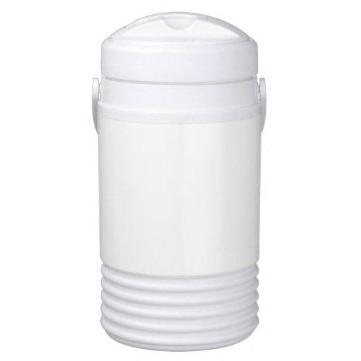 Igloo Beverage Cooler, 1/2 galón