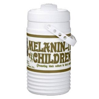 Vaso refrigerador del iglú del niño de la vaso enfriador igloo