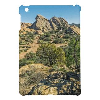 Vasquez Rocks View Cover For The iPad Mini