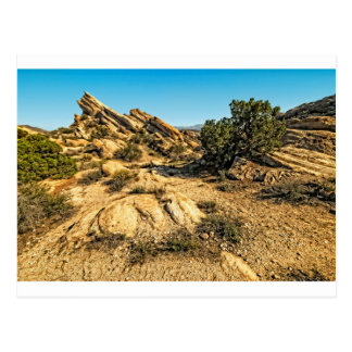 Vasquez Rocks View Postcard