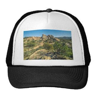 Vasquez Rocks View Trucker Hat
