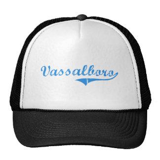 Vassalboro Maine Classic Design Hats