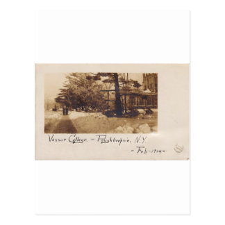 Vassar College, February 1914 Postcard