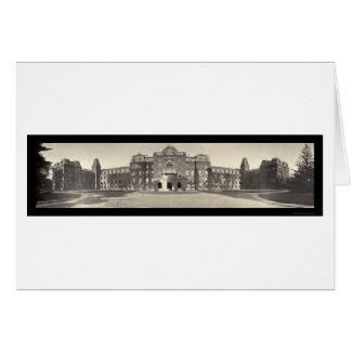 Vassar College Photo 1909 Card