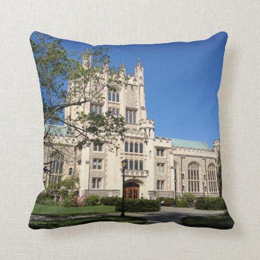 Vassar Library Pillow