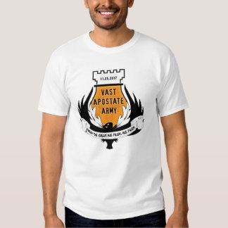 Vast Apostate Army Logo T-Shirt