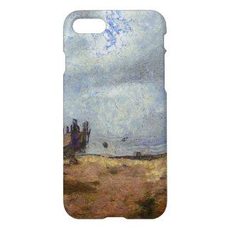 Vast blue beyond the shore iPhone 8/7 case