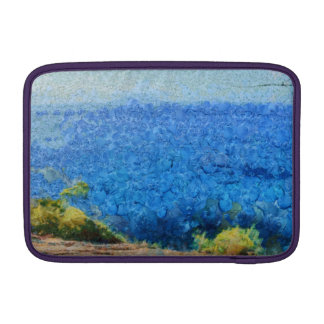 Vast expanse of the ocean MacBook sleeve