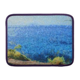 Vast expanse of the ocean sleeve for MacBook air