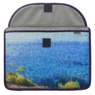 Vast expanse of the ocean sleeve for MacBook pro