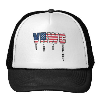 Vast Right Wing Conspiracy Trucker Hat